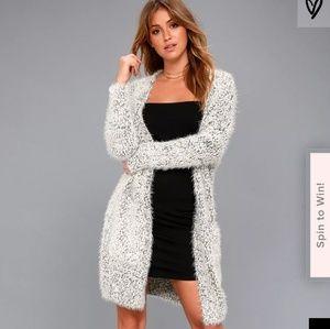 Lulus oversized sweater